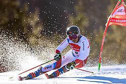 02.03.2020, Hannes Trinkl Weltcupstrecke, Hinterstoder, AUT, FIS Weltcup Ski Alpin, Riesenslalom, Herren, 1. Lauf, im Bild Gino Caviezel (SUI) // Gino Caviezel of Switzerland in action during 1st run of men's Giant Slalom of FIS ski alpine world cup at the Hannes Trinkl Weltcupstrecke in Hinterstoder, Austria on 2020/03/02. EXPA Pictures © 2020, PhotoCredit: EXPA/ Johann Groder