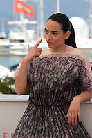 Nailia Harzoune, actress, at the Chouf film photo call at the 69th Cannes Film Festival Monday 16th May 2016, Cannes, France. Photography: Doreen Kennedy