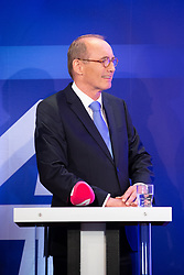 26.05.2019, Haus der Europaeischen Union, Wien, AUT, Runde der Spitzenkandidaten bei Puls 4, im Bild Othmar Karas (OeVP)// during round of top candidates at Puls 4 at the Haus der Europaeischen Union in Vienna, Austria on 2019/05/26. EXPA Pictures © 2019, PhotoCredit: EXPA/ Florian Schroetter