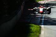 June 5-7, 2015: Canadian Grand Prix: Roberto Merhi (SPA) Manor Marussia F1 Team
