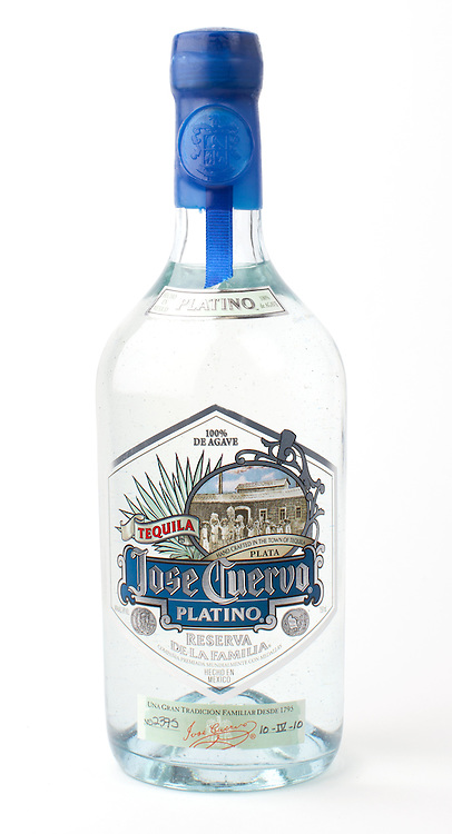 Jose Cuervo Platino Reserva de la Familia -- Image originally appeared in the Tequila Matchmaker: http://tequilamatchmaker.com