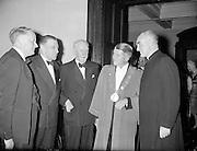 Handling over the Hugh Lane Bequest.<br /> 16.02.1961