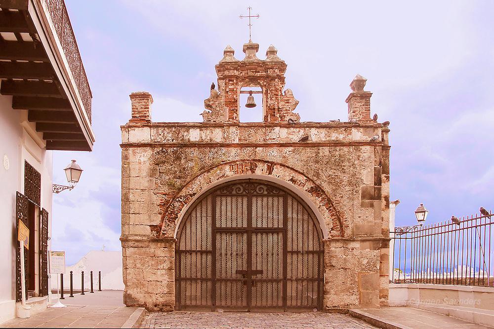 Church in Old San Juan