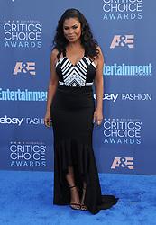 Nia Long  bei der Verleihung der 22. Critics' Choice Awards in Los Angeles / 111216
