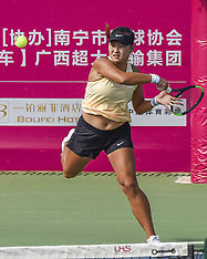 Women International Tennis Federation Match - 29 October 2018