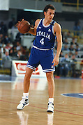 Qualif. Campionato Europeo Reggio Calabria 1994 Italia-Francia<br /> claudio coldebella