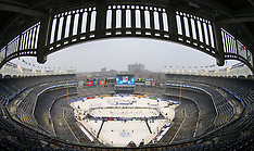 January 25, 2014: Stadium Series Practice Day