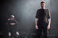 Killology at the Sherman and Royal Court Theatre<br /> <br /> By Gary Owen <br /> Director Rachel O'Riordan <br /> Designer Gary McCann <br /> Lighting Designer Kevin Treacy<br /> Composer and Sound Designer Simon Slater<br /> Sound Sam Jones<br /> <br /> Cast<br /> SE&Aacute;N GLEESON, RICHARD MYLAN and<br /> SION DANIEL YOUNG