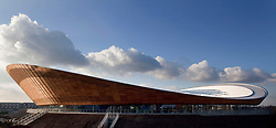 The Velodrome. Picture used for Olympic Tickets Camapign. Client ODA / London 2012