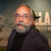 NLD/Utrecht/20150921 - Film premiere 'Holland – Natuur in de Delta', Oscar Hammerstein