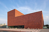 Scientific Center and Library in Katowice, Poland by HS99