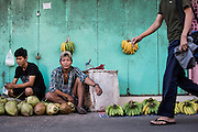 The Banana Walk |  Yangon, Myanmar
