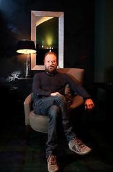 UK ENGLAND NEWCASTLE 25APR15 - Musician Sting poses for a portrait at the Malmaison hotel in Newcastle, England.<br /> <br /> jre/Photo by Jiri Rezac<br /> <br /> © Jiri Rezac 2015