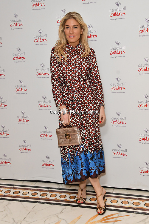Hofit Golan attends the Children's charity hosts fashion and beauty lunch event, with live entertainment at The Dorchester, London, UK. 12 October 2018.