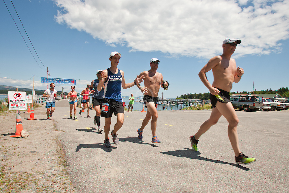 Great Cranberry Island 50K road race