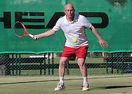 Senioren Tennis Spieler im Robinson Club Camyuva,,Antalya,Türkei