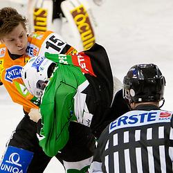 20120115: SLO, AUT, Ice Hockey - EBEL League 2011-2012, 42nd Round