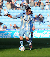 Ricoh Stadium Coventry City v Birmingham City (1-0) Championship 21/02/2009<br /> David Bell (Coventry)<br /> Photo Roger Parker Fotosports International