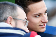 Florian Thauvin during the training of the team of France before the FIFA World Cup qualifying football match between Bulgaria and France, on October 2, 2017 in Clairfontaine, France - Photo Benjamin Cremel / ProSportsImages / DPPI