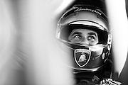 June 25 - 27, 2015: Lamborghini Super Trofeo Round 3-4, Watkins Glen NY. #1 Kevin Conway, Prestige Performance, Paramus. Lamborghini Huracan 620-2