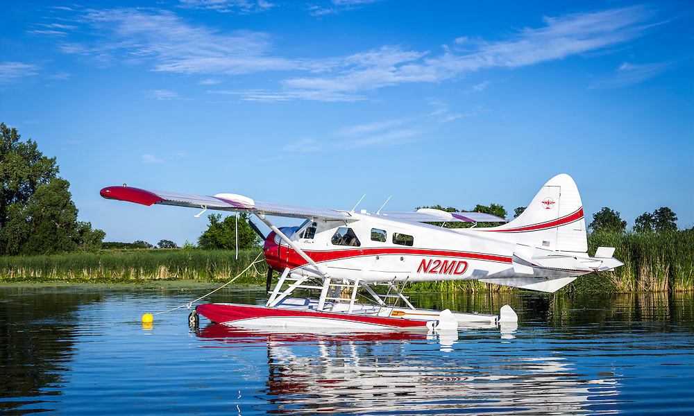 1955 de Havilland DHC2 Beaver, owned by D.J. Dondelinger, of Brainerd, MN.  The aircraft won a Gold Lindy at AirVenture in 2015.  Created by aviation photographer John Slemp of Aerographs Aviation Photography. Clients include Goodyear Aviation Tires, Phillips 66 Aviation Fuels, Smithsonian Air & Space magazine, and The Lindbergh Foundation.  Specialising in high end commercial aviation photography and the supply of aviation stock photography for commercial and marketing use.