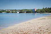 2015-04016-Cabo Rojo, Puerto Rico- Balneario de Boqueron en Cabo Rojo. Boqueron Beach in Cabo Rojo, Puerto Rico.