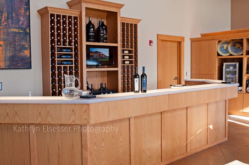 Tasting Room at NorthStar Winery