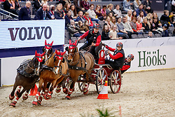 Voutaz, Jerome (SUI) <br /> Göteborg - Gothenburg Horse Show FEI World Cups 2017<br /> © Stefan Lafrentz