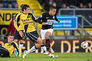 Onderwerp/Subject: NAC Breda - RKC Waalwijk - Eredivisie<br /> Reklame:  <br /> Club/Team/Country: <br /> Seizoen/Season: 2012/2013<br /> FOTO/PHOTO: Eric BOTTEGHIN ( Eric Fernando BOTTEGHIN ) (L) of NAC Breda in duel with Sigourney BANDJAR (R) of RKC Waalwijk. (Photo by PICS UNITED)<br /> <br /> Trefwoorden/Keywords: <br /> #04 $94 ±1342772543138 ±1342772543138<br /> Photo- & Copyrights © PICS UNITED <br /> P.O. Box 7164 - 5605 BE  EINDHOVEN (THE NETHERLANDS) <br /> Phone +31 (0)40 296 28 00 <br /> Fax +31 (0) 40 248 47 43 <br /> http://www.pics-united.com <br /> e-mail : sales@pics-united.com (If you would like to raise any issues regarding any aspects of products / service of PICS UNITED) or <br /> e-mail : sales@pics-united.com   <br /> <br /> ATTENTIE: <br /> Publicatie ook bij aanbieding door derden is slechts toegestaan na verkregen toestemming van Pics United. <br /> VOLLEDIGE NAAMSVERMELDING IS VERPLICHT! (© PICS UNITED/Naam Fotograaf, zie veld 4 van de bestandsinfo 'credits') <br /> ATTENTION:  <br /> © Pics United. Reproduction/publication of this photo by any parties is only permitted after authorisation is sought and obtained from  PICS UNITED- THE NETHERLANDS