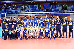 FOTO DI SQUADRA ITALIA<br /> ITALIA - SERBIA<br /> PALLAVOLO VNL VOLLEYBALL NATIONS LEAGUE 2019<br /> MILANO 21-06-2019<br /> FOTO GALBIATI - RUBIN