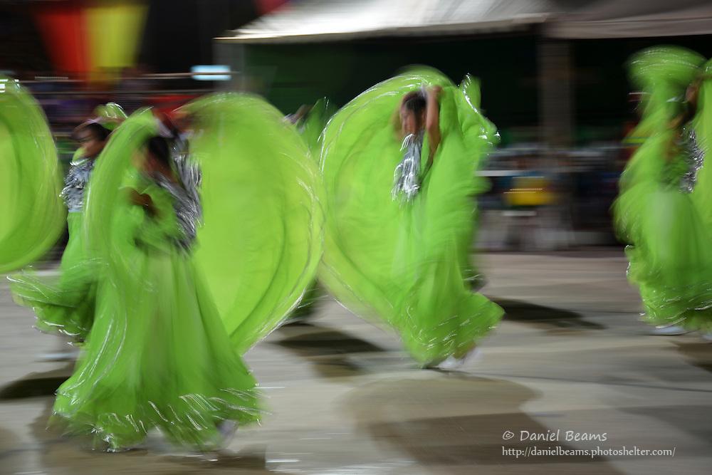 Carnival in Santa Cruz, Bolivia