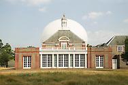SERPENTINE PAVILION 2006, LONDON, W2 PADDINGTON, UK, REM KOOLHAAS - OFFICE FOR METROPOLITAN ARCHITECTURE, EXTERIOR, VIEW OF WEST ELEVATION