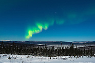 Alaska: Northern Lights (Borealis Basecamp 2: 10-11 Jan 20)