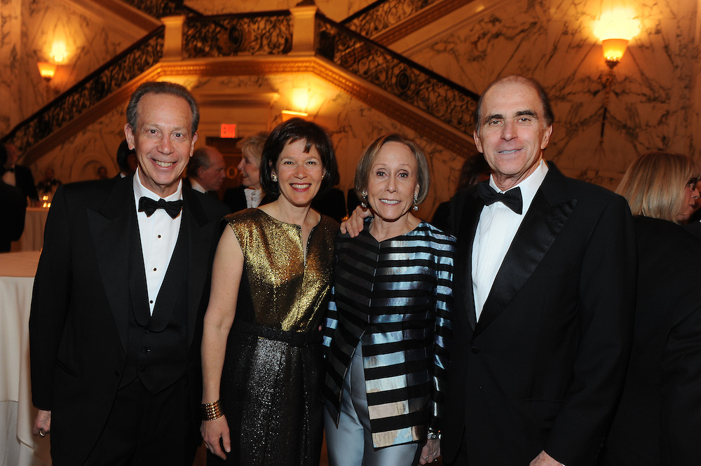 Scott and Pam Schafler with Leah and Michael Weisberg