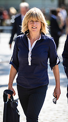 © Licensed to London News Pictures. 23/07/2019. London, UK. Rachel Johnson, sister of Boris Johnson, arrives for the result of the Conservative Party leadership race. Boris Johnson has been elected as Leader of the Conservative Party and will become the next Prime Minister. Photo credit: Rob Pinney/LNP