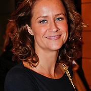 NLD/Amsterdam/20100911 - Modeshow Mart Visser najaar 2010, Paulien Huizinga