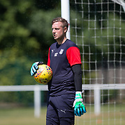 Elliott Parish - Dundee pre-season training on Thursday 28th June at University Grounds, Riverside, Dundee, <br /> <br /> <br />  - &copy; David Young - www.davidyoungphoto.co.uk - email: davidyoungphoto@gmail.com