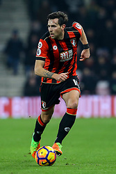 Charlie Daniels of Bournemouth in action - Mandatory by-line: Jason Brown/JMP - 13/02/2017 - FOOTBALL - Vitality Stadium - Bournemouth, England - Bournemouth v Manchester City - Premier League