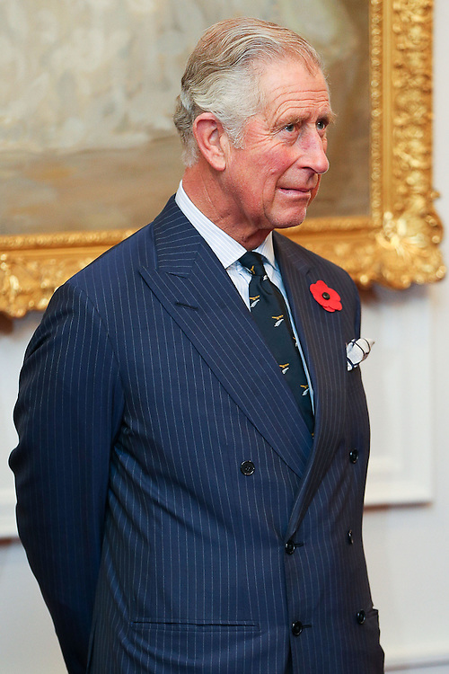 Prince Charles, Prince of Wales,looks on during a State Reception at Government House,, New Zealand, Wednesday, November 04, 2015. Credit:SNPA / Getty, Hagen Hopkins **POOL**