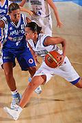 DESCRIZIONE : Bormio Torneo Internazionale Femminile Olga De Marzi Gola Italia Grecia <br /> GIOCATORE : Angela Gianolla <br /> SQUADRA : Nazionale Italia Donne Italy <br /> EVENTO : Torneo Internazionale Femminile Olga De Marzi Gola <br /> GARA : Italia Grecia Italy Greece <br /> DATA : 24/07/2008 <br /> CATEGORIA : Penetrazione <br /> SPORT : Pallacanestro <br /> AUTORE : Agenzia Ciamillo-Castoria/S.Silvestri <br /> Galleria : Fip Nazionali 2008 <br /> Fotonotizia : Bormio Torneo Internazionale Femminile Olga De Marzi Gola Italia Grecia <br /> Predefinita :