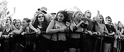 Rock gig crowds, Big Day Out Festival, Australia 2000's