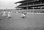 08/04/1962<br /> 04/08/1962<br /> 8 April 1962<br /> National Hurling League Final: Dublin v Galway at Croke Park, Dublin.