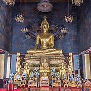 Multiple Thai Buddhas
