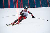 Tecnica Cup at Gunstock Mens 1st run January 19, 2013