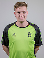 FODBOLD: Nicolai Andersson ved FC Taastrup FC's officielle fotosession den 15. marts 2018. Foto: Claus Birch