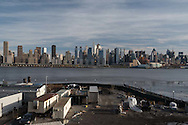 4th floor, View From Nine on the Hudson, West New York, NJ