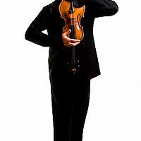 Violinist NZSQ,