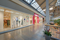 Interior Image of Charlotte Russe Store at White Marsh Mall in Baltimore MD by Jeffrey Sauers of Commercial Photographics, Architectural Photo Artistry in Washington DC, Virginia to Florida and PA to New England