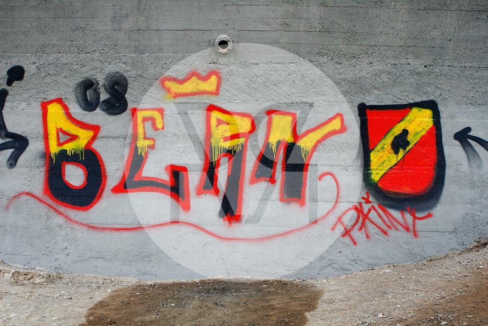 SCHWEIZ - BERN - Graffiti Bern - 16. November 2008 © Raphael Hünerfauth - http://huenerfauth.ch