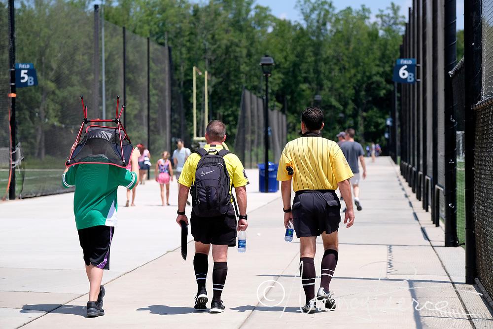 Matthews Sportsplex. This is a youth soccer tournament